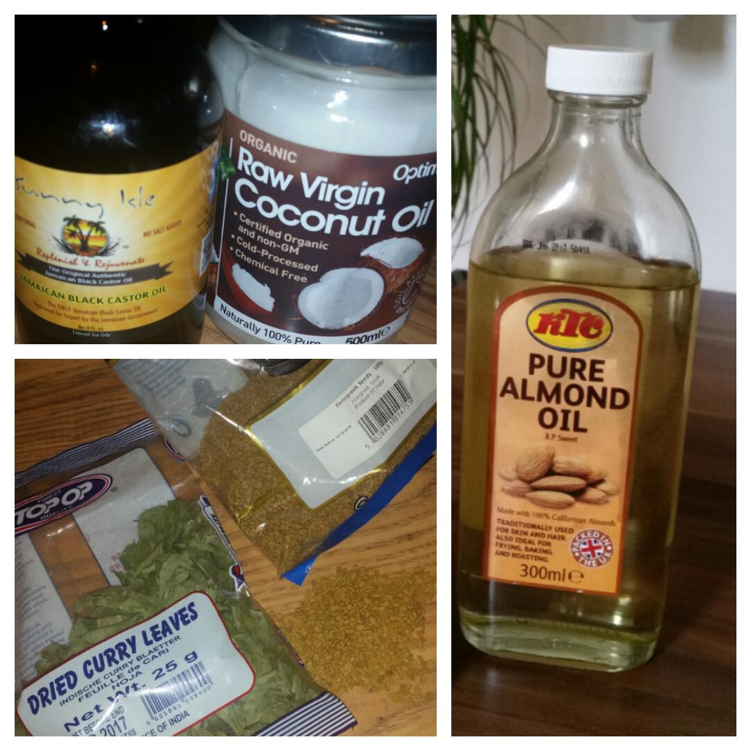 Just Natural Hair Growth Products